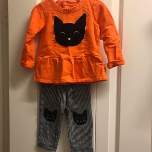 Carter's Halloween outfit